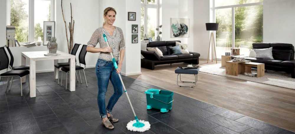 Наши работы - уборка квартир