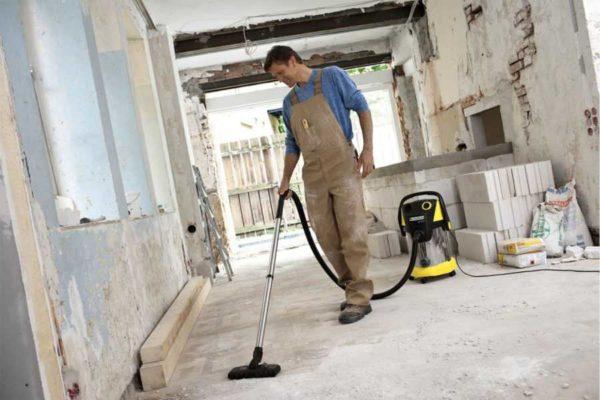 Послестроительная уборка - примеры работ