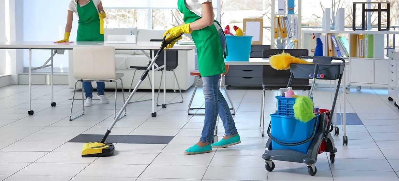 Уборка в офисе: порядок действий