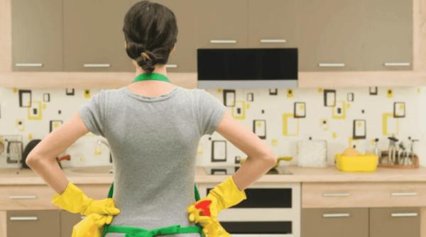Секреты уборки в квартире